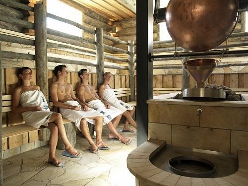 Sauna benessere