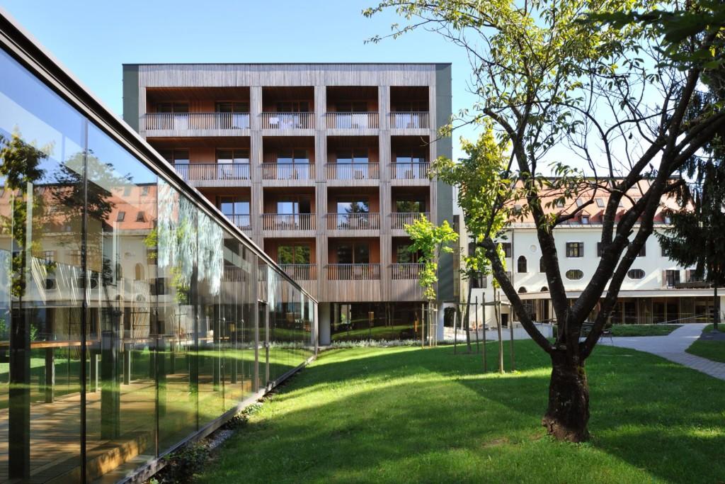 Anche gli Hotel oggi sono di Design   Hotel Balnea di Dolenjske Toplice