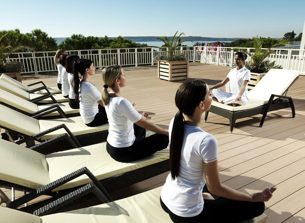 Meditazione in Terrazza Lifeclass Hotel