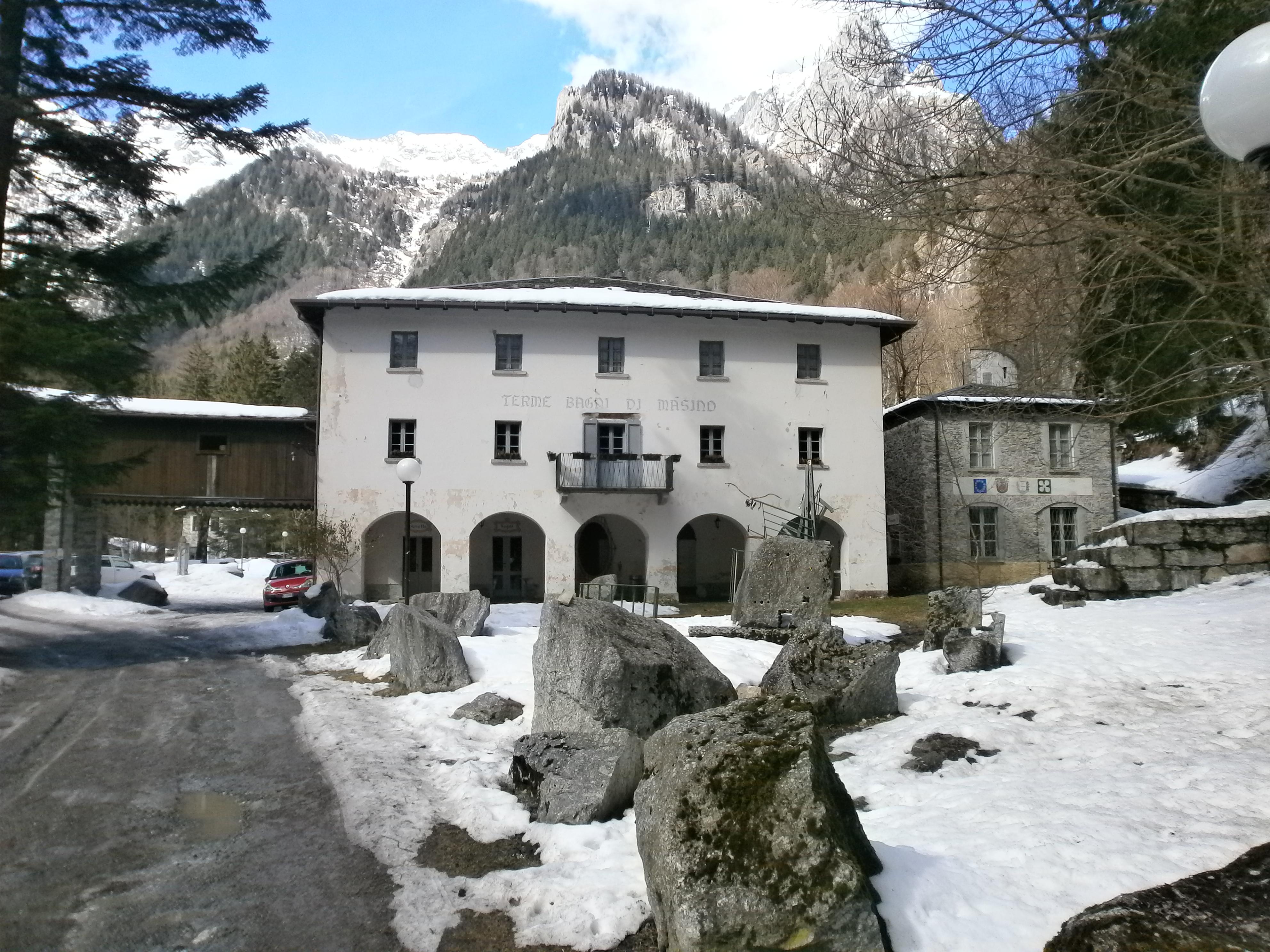 Il più grande distretto termale ai piedi delle Alpi - Bagni di ...