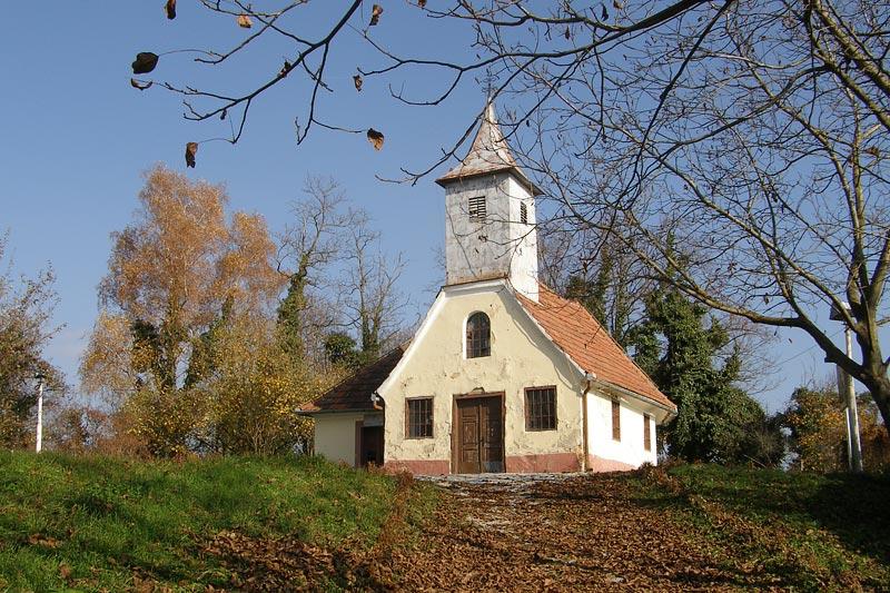 La suggestiva cappella dedicata a Maria Magdalena