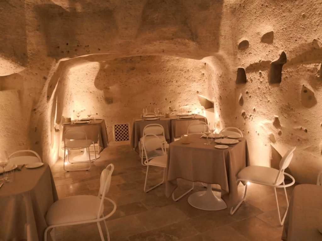 Hotel nei Sassi di Matera