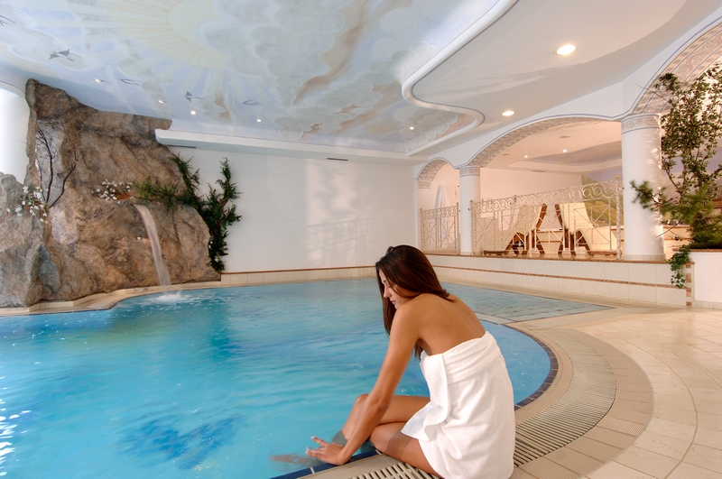 Alpin_Wellness_Hotel_Kristiania_-_In_piscina