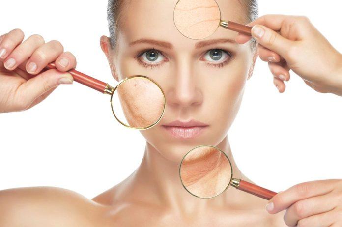 Trattamento viso anti-age