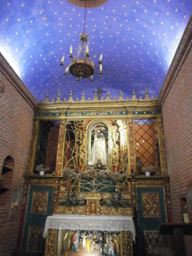 Santuario a Tresivio, interno