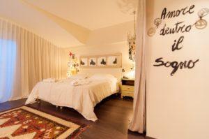 Le camere curate dell'Abano Ritz Hotel