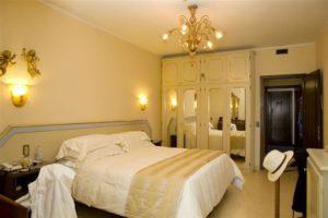 Abano Ritz Hotel, una camera