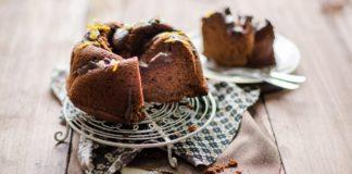 Torta cioccolato e arance