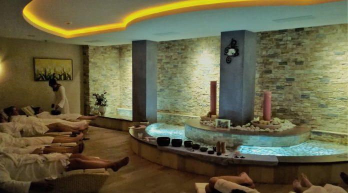 Hotel Tevini Campane tibetane