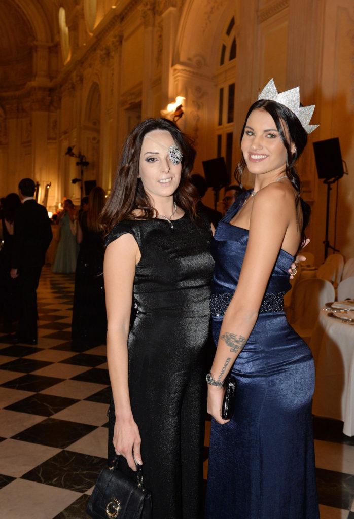 """Gessica Notaro e Miss Italia 2019 Reggia di Venaria - Gran Ballo """"Vienna Sul Lago"""" 2019"""