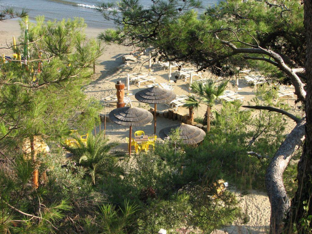 Capo Mele Beach